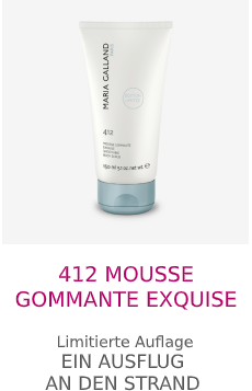 412 Mousse Gommante Exquise
